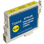 COMPATIBLE Epson T0444 Yellow ink Cartridge Chipped