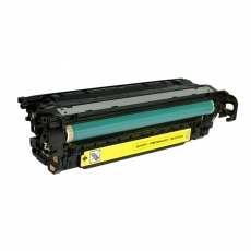 Compatible HP 504A (CE252A) Yellow